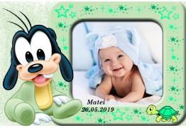 Magnet Baby Pluto