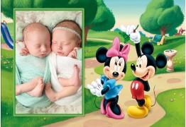 Magnet Gemeni Mickey